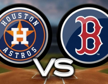September 08 - Houston Astros vs Boston Red Sox