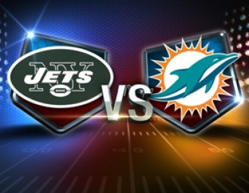 September 16 - Miami Dolphins vs New York Jets