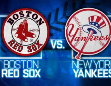 September 18 - Boston Red Sox @ New York Yankees