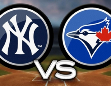 August 18 - Toronto Blue Jays @ New York Yankees