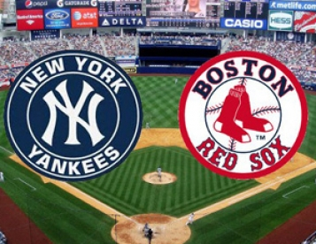 September 29 - New York Yankees vs Boston Red Sox